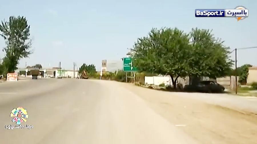 گزارشی از شهر و منزل حسن یزدانی