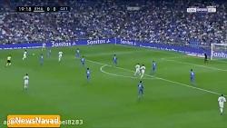 گل اول رئال مادرید به خ...