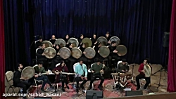قسمتی از کنسرت جانان به سرپرستی سهیل حسنی سعدی