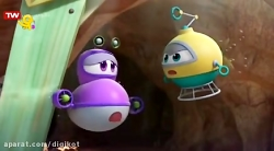 کارتون حبابی ها