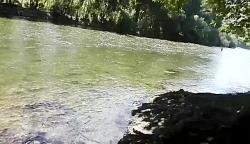 باور میکنید این رودخونه تو ایران باشه کفش معلومه