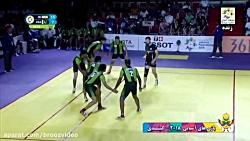 خلاصه بازی کبدی ایران 36...