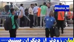 خلاصه و حواشی های بازی استقلال و پارس جنوبی جم...