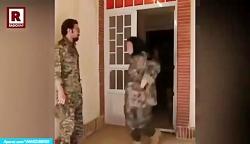 کلیپ طنز خنده دار سرباز...