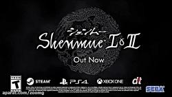 تریلر روز عرضه بازی Shenmue I  II زومجی