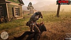 تریلر جدید از بازی red dead redemption 2