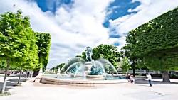 هایپرلپس فوق العاده و تماشایی از پاریس