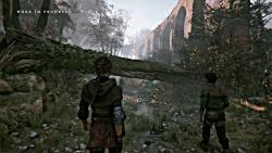 گیم پلی بازی A Plague Tale Innocence - Gamescom 2018