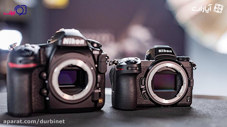 دوربین نیوز - معرفی دوربین های بدونه آینه نیکون Z6 و Z7