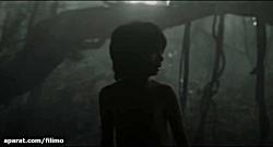 آنونس فیلم سینمایی «کتاب جنگل»