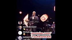 اجرای آهنگ هایده توسط مهران مدیری در کنسرت! ❤