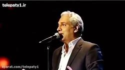 """اجرای ترانه """"سوغاتی"""" هایده توسط مهران مدیری"""