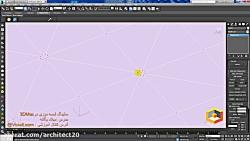مدلینگ لمسه دوزی در 3DMax