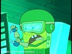 انیمیشن باب اسفنجی غرب وحشی-دوبله(07) | Sponge Bob