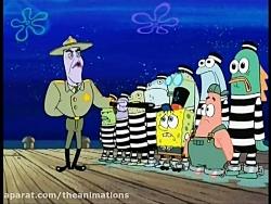 انیمیشن باب اسفنجی غرب وحشی-دوبله(10) | Sponge Bob