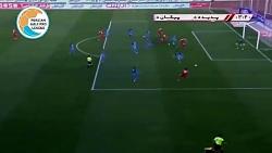 خلاصه بازی پدیده 2-1 پیکان (لیگ برتر ایران 1397 98)