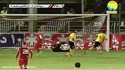 خلاصه بازی سپاهان 2 - تر...