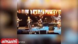 اقدام بی سابقه مهران مدیری در کنسرتش