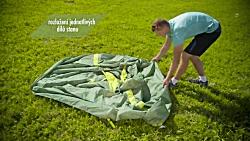 آموزش برپا کردن چادر ها...