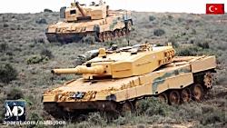 قدرت نظامی ترکیه در سال...