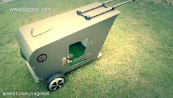 درباره کاروان باکس قابل حمل حیوانات