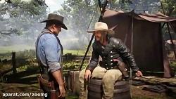 تریلر بازی شاهکار Red Dead Redemption 2