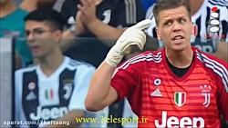 پیروزی یوونتوس مقابل لاتزیو در سری آ ایتالیا