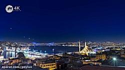 کلیپی زیبا از استانبول
