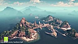 تریلر بازی Anno 1800 در Gamesco...