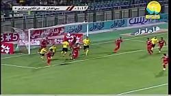 خلاصه بازی سپاهان    ترا...