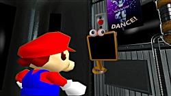 ماریو در مقابل پنج شب در کنار فردی