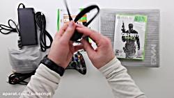 آنباکس کنسول بازی XBox 360 ...