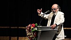 صحبت های پرشور محمدرضا درویشی در اختتامیه جشنواره موسیقی جوان