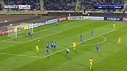 خلاصه بازی استقلال 1-3 السد قطر
