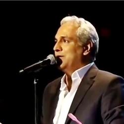 خواندن آهنگ سوغاتی هایده توسط مهران مدیری