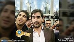 شهاب حسینی و خوانواده