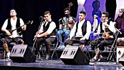 اجرای دلنشین موسیقی مازندران در اختتامیه جشنواره موسیقی جوان