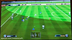 fifa 18-فرانسه 7 - 1 ایتالیا ...