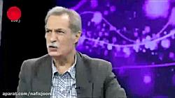 تیکههای سنگین آقای بازیگر به حسن روحانی در برنامه زنده