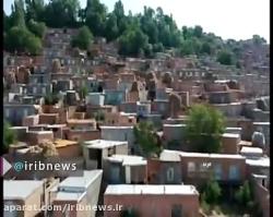 جاذبه هاي روستای زنوزق، ماسوله آذربایجان شرقی