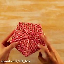 کادو کردن هدیه های ۵ ضلعی