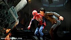 تریلر جدید و جالب بازی Spider-Man – پلازامگ