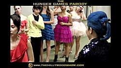 The Making of The Hunger Games Parody - The Hillywood Show®