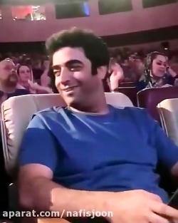 یکتا ناصر و منوچهر هادی و هنرمندان در کنسرت مهران مدیری