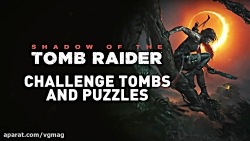 VGMAG - Shadow of the Tomb Raider Challenge Tombs and Puzzles