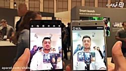 مقایسه اولیه دوربین XZ2 P...