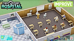 Two Point Hospital gameplay trailer | E3 2...