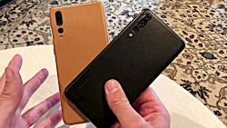 رنگ های جدید گوشی هواوی p20 pro