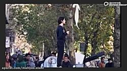 گاف مسیح علی نژاد در مو...
