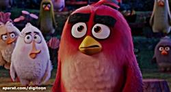 پرندگان خشمگین 2016 - دوبله فارسی - The Angry Birds Movie